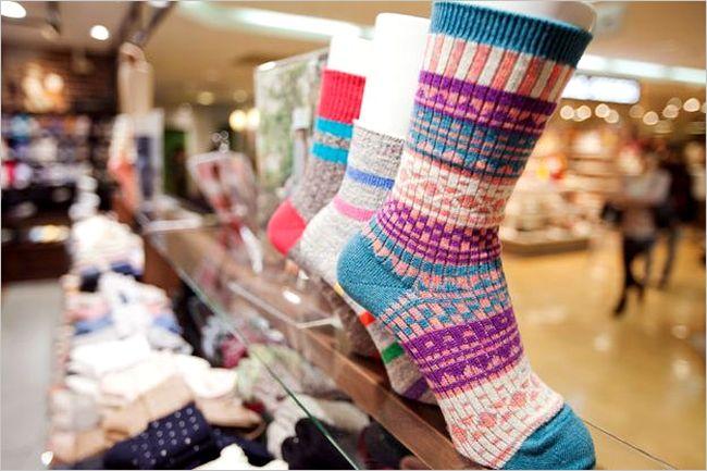 靴下の選び方