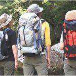 【山登り】 リュックの容量はどれくらいがオススメ?
