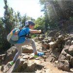 【筑波山】 子供と登山する時のルートについて